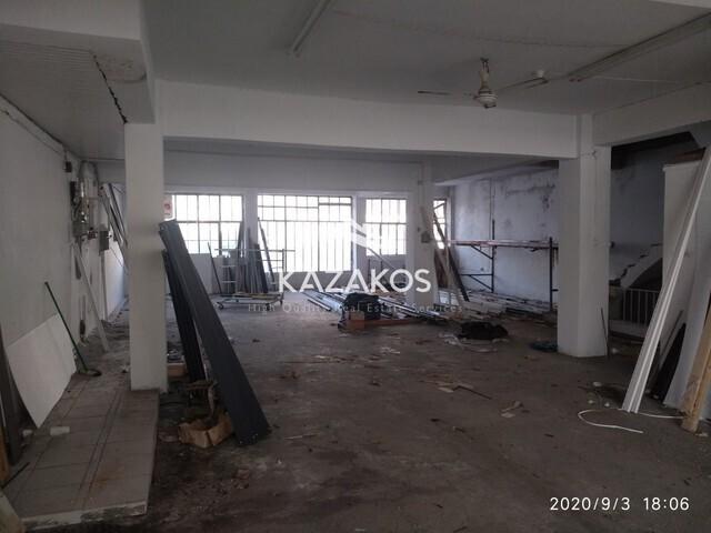 Ενοικίαση επαγγελματικού χώρου Γέρακας (Κέντρο) Βιοτεχνικός χώρος 200 τ.μ.