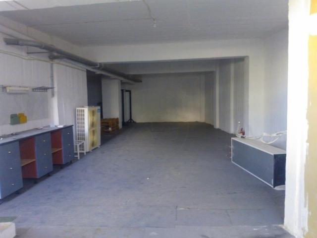Ενοικίαση επαγγελματικού χώρου Πάτρα Αποθήκη 140 τ.μ.