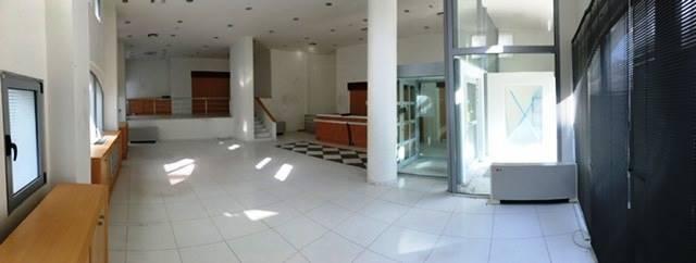 Ενοικίαση επαγγελματικού χώρου Σαλαμίνα Κτίριο 500 τ.μ.