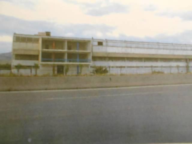 Ενοικίαση επαγγελματικού χώρου Νέα Πέραμος (Μεγάλο Πεύκο) Κτίριο 3664 τ.μ.