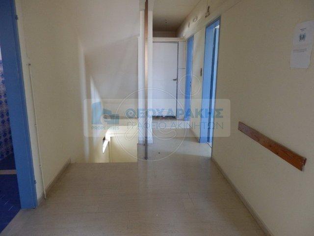 Ενοικίαση επαγγελματικού χώρου Ηράκλειο Γραφείο 110 τ.μ.
