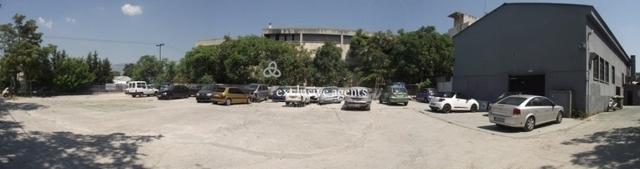 Ενοικίαση επαγγελματικού χώρου Μεταμόρφωση Βιομηχανικός χώρος 354 τ.μ.