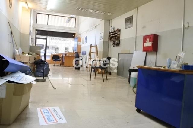 Ενοικίαση επαγγελματικού χώρου Θεσσαλονίκη (Κάτω Τούμπα) Κατάστημα 121 τ.μ.