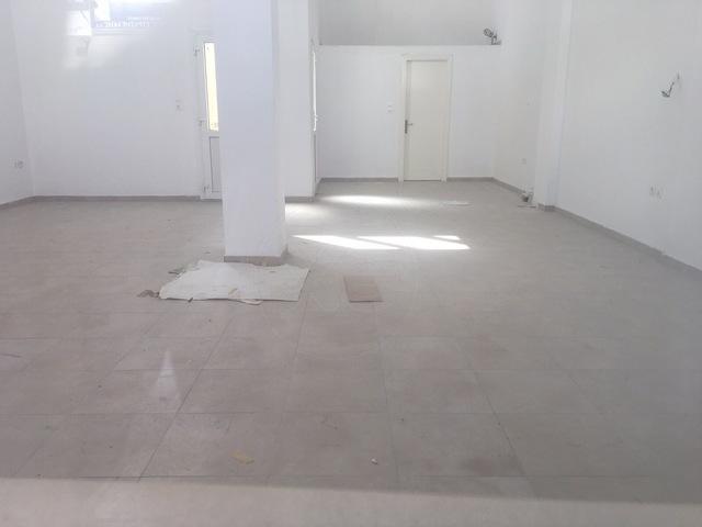 Ενοικίαση επαγγελματικού χώρου Σταυρούπολη Επαγγελματικός χώρος 75 τ.μ.