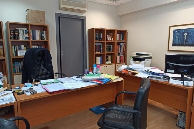 Ενοικίαση επαγγελματικού χώρου Χαλκίδα Γραφείο 70 τ.μ.