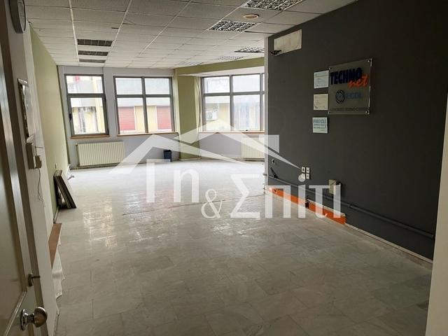Ενοικίαση επαγγελματικού χώρου Ιωάννινα Γραφείο 46 τ.μ.