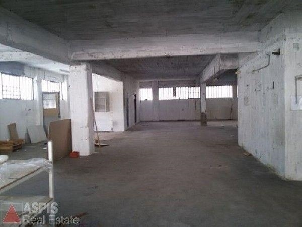 Ενοικίαση επαγγελματικού χώρου Μοσχάτο Αποθήκη 500 τ.μ.