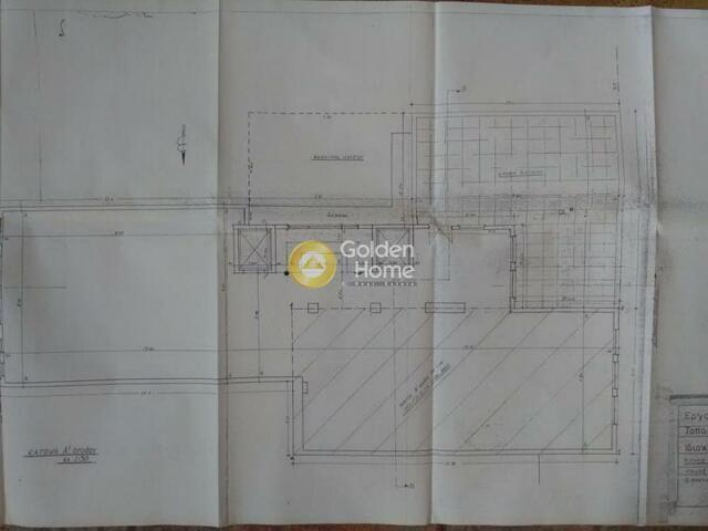 Ενοικίαση επαγγελματικού χώρου Καλαμάτα Κτίριο 1400 τ.μ. νεόδμητο