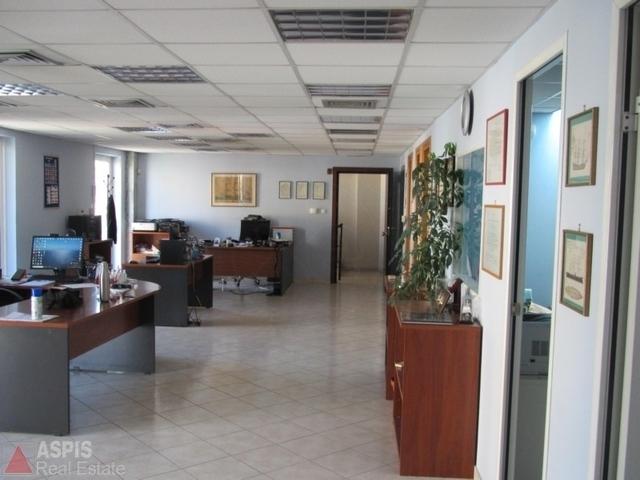 Ενοικίαση επαγγελματικού χώρου Πέραμα (Νέο Ικόνιο) Κτίριο 640 τ.μ.