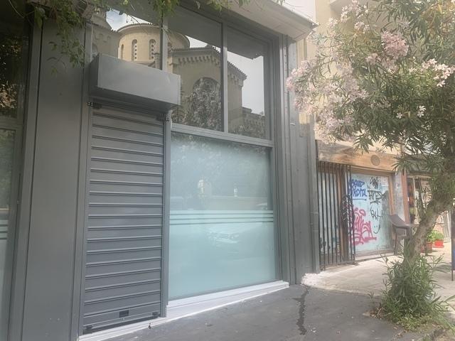 Ενοικίαση επαγγελματικού χώρου Αθήνα (Κυψέλη) Αποθήκη 32 τ.μ.