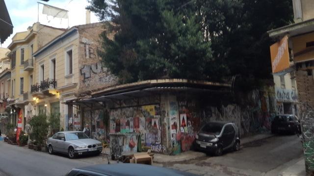 Ενοικίαση επαγγελματικού χώρου Αθήνα (Εξάρχεια) Επαγγελματικός χώρος 150 τ.μ.