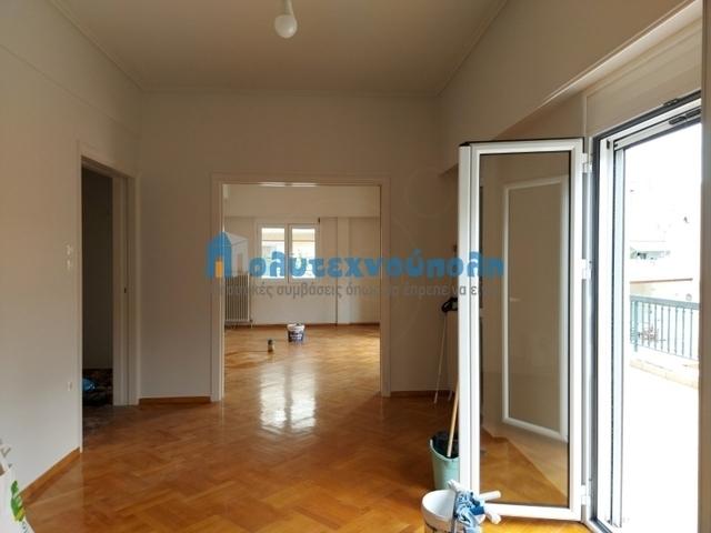 Ενοικίαση επαγγελματικού χώρου Αθήνα (Γκύζη) Διαμέρισμα 125 τ.μ.