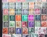 Αλμπουμ πολυτελειας 32 σελιδων διαφορετικων-γραμματοσημων - Υπόλοιπο Αττικής
