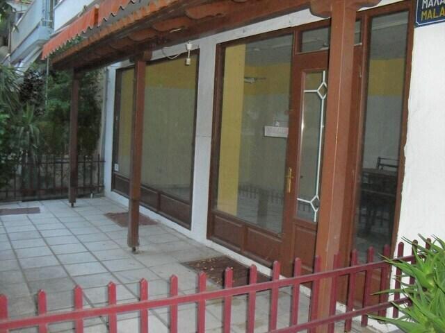 Ενοικίαση επαγγελματικού χώρου Θεσσαλονίκη (Κάτω Τούμπα) Κατάστημα 40 τ.μ.