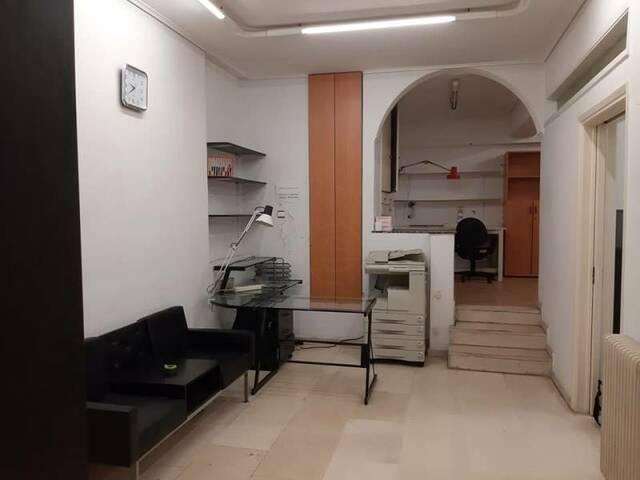 Ενοικίαση επαγγελματικού χώρου Αθήνα (Εξάρχεια) Γραφείο 100 τ.μ.