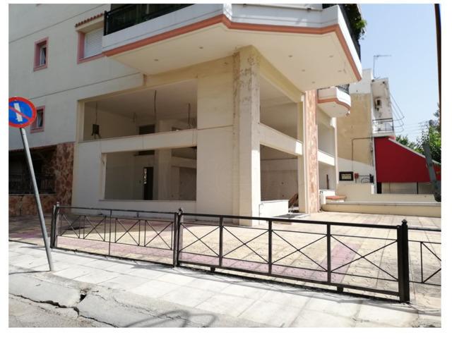 Ενοικίαση επαγγελματικού χώρου Περιστέρι (Μπουρνάζι) Κατάστημα 106 τ.μ.