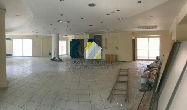 Ενοικίαση επαγγελματικού χώρου Πάτρα Γραφείο 107 τ.μ.