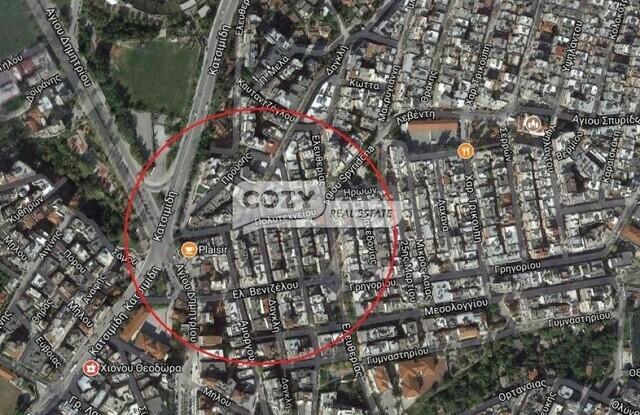 Ενοικίαση επαγγελματικού χώρου Τριανδρία Κατάστημα 107 τ.μ.