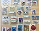 Συλλογη γραμματοσημων Γερμανιας Ασιας - Υπόλοιπο Αττικής