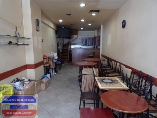 Ενοικίαση επαγγελματικού χώρου Καβάλα Κατάστημα 45 τ.μ.