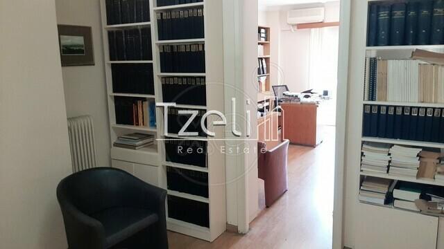 Ενοικίαση επαγγελματικού χώρου Πάτρα Γραφείο 78 τ.μ. επιπλωμένο