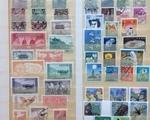 Συλλογη διαφορετικων γραμματοσημων χωρων Ασιας - Υπόλοιπο Αττικής