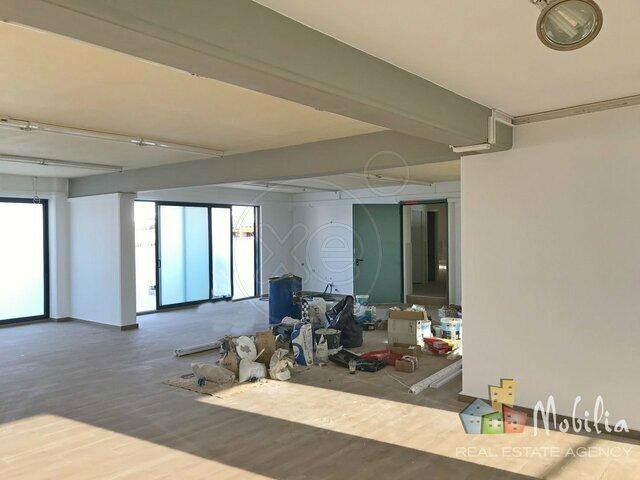 Ενοικίαση επαγγελματικού χώρου Γέρακας (Κέντρο) Γραφείο 163 τ.μ. ανακαινισμένο