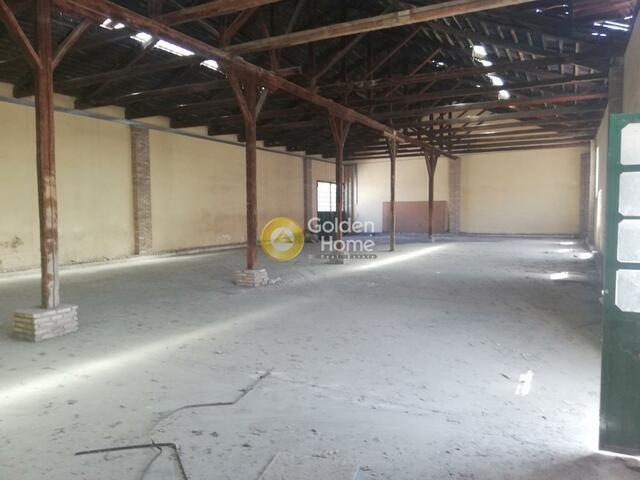 Ενοικίαση επαγγελματικού χώρου Ταύρος Αττικής (Ρουφ) Αποθήκη 400 τ.μ. ανακαινισμένο
