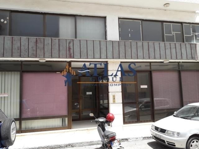 Ενοικίαση επαγγελματικού χώρου Χανιά Κτίριο 320 τ.μ.