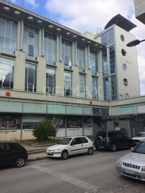 Ενοικίαση επαγγελματικού χώρου Λάρισα Γραφείο 87 τ.μ.