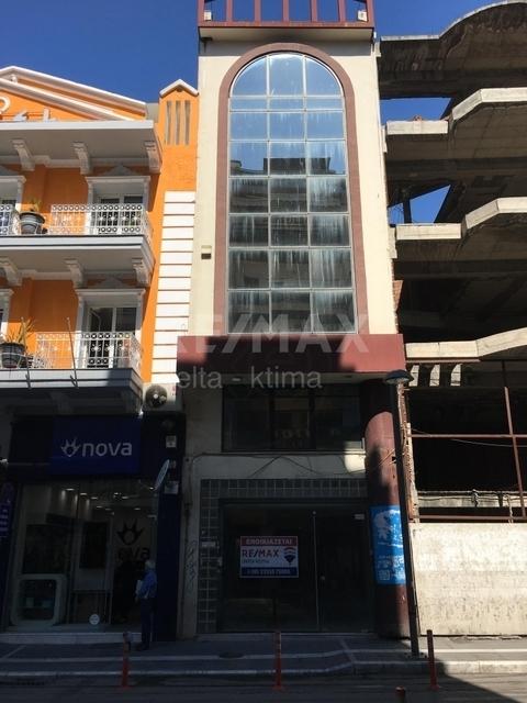 Ενοικίαση επαγγελματικού χώρου Κατερίνη Κτίριο 360 τ.μ.