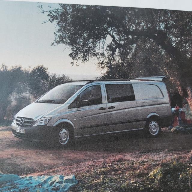 Φωτογραφία για μεταχειρισμένο MERCEDES VITO στα 18.500 €