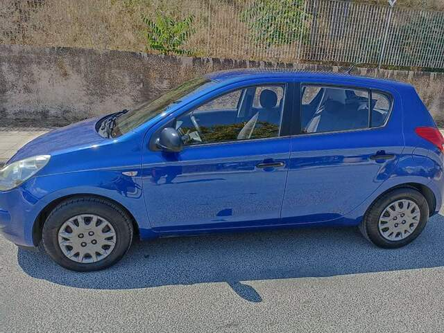 Φωτογραφία για μεταχειρισμένο HYUNDAI i20 του 2010 στα 5.500 €