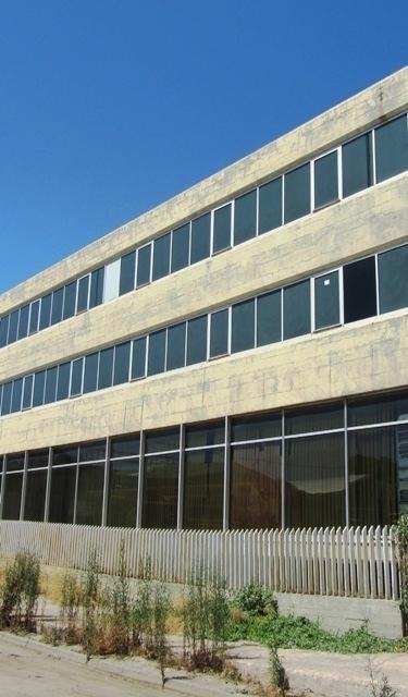 Πώληση επαγγελματικού χώρου Αθήνα (Ελαιώνας) Κτίριο 2600 τ.μ.