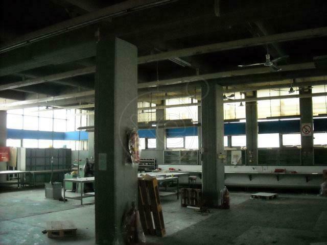 Ενοικίαση επαγγελματικού χώρου Περιστέρι (Νέα Κολοκυνθού) Βιομηχανικός χώρος 3287 τ.μ.