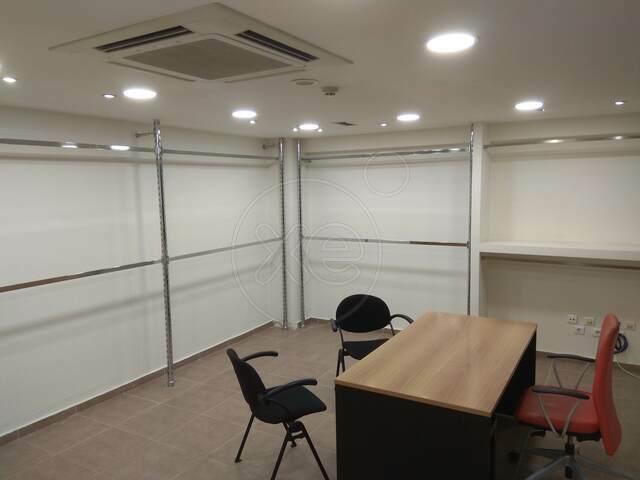 Ενοικίαση επαγγελματικού χώρου Νέα Ιωνία (Λαζάρου) Επαγγελματικός χώρος 140 τ.μ. νεόδμητο