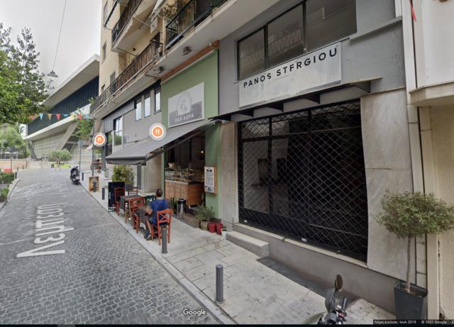 Ενοικίαση επαγγελματικού χώρου Αθήνα (Μακρυγιάννη (Ακρόπολη)) Κατάστημα 30 τ.μ.