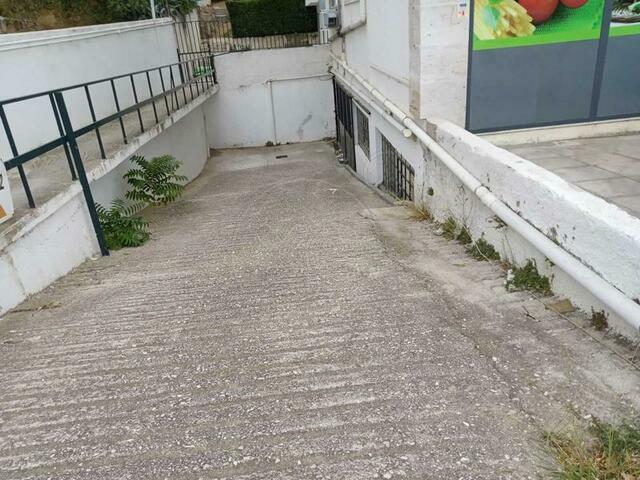 Ενοικίαση επαγγελματικού χώρου Ηλιούπολη (Κάτω Ηλιούπολη) Αποθήκη 422 τ.μ.