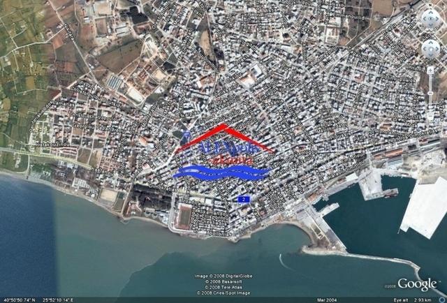 Εικόνα 1 από 1 - Parking πιλοτής 40 τ.μ. -  Αλεξανδρούπολη