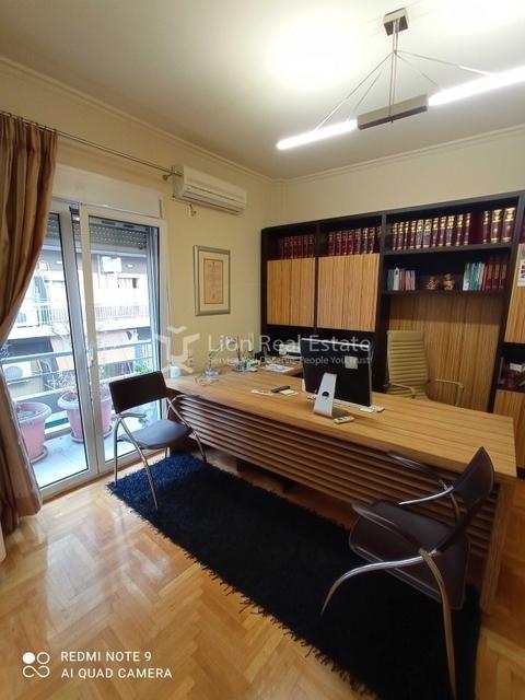 Ενοικίαση επαγγελματικού χώρου Αθήνα (Εξάρχεια) Γραφείο 100 τ.μ. επιπλωμένο