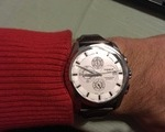 TISSOT T-Trend Couturier Automatic Chronograph - Νέα Πολιτεία Ευόσμου
