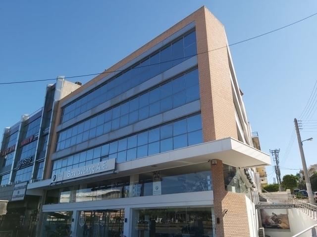 Ενοικίαση επαγγελματικού χώρου Ηλιούπολη (Κάτω Ηλιούπολη) Κτίριο 1080 τ.μ.