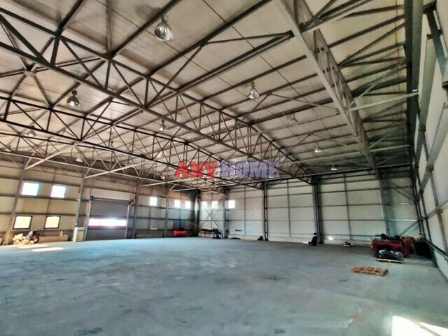 Ενοικίαση επαγγελματικού χώρου Νέα Μαγνησία Βιομηχανικός χώρος 700 τ.μ.