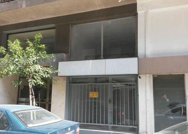 Ενοικίαση επαγγελματικού χώρου Αθήνα (Κυψέλη) Κατάστημα 25 τ.μ.