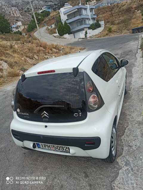 Φωτογραφία για μεταχειρισμένο CITROEN C1 του 2011 στα 4.200 €