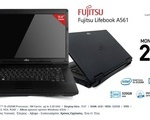 Fujitsu a561 i5-4gb/320gb japan - Καλλιθέα