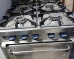 Επαγγελματική Κουζίνα Υγραερίου - Κυψέλη