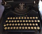 Γραφομηχανή - Πεντέλη
