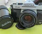 Φωτογραφική μηχανή - Γαλάτσι