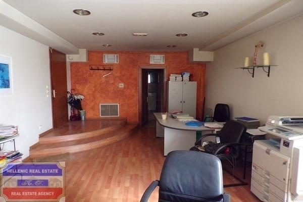 Ενοικίαση επαγγελματικού χώρου Καβάλα Γραφείο 75 τ.μ.